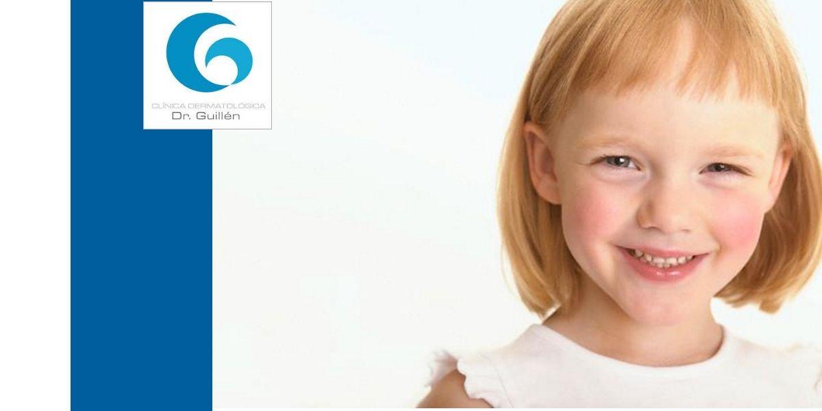El cuidado de la piel a edad temprana