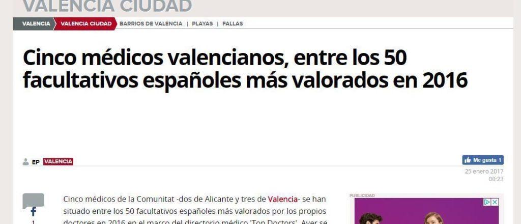 mejores clínicas derma en valencia